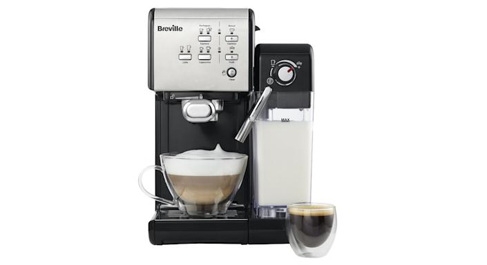 BREVILLE One-Touch VCF107 Coffee Machine