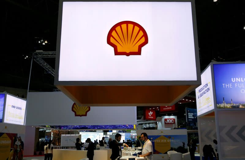 Shell boosts crude output in top U.S. shale field to 250,000 bpd