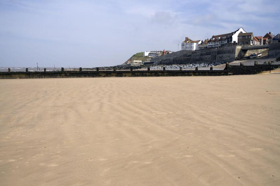 """<p>Fine sand and Blue Flag status make this beach a popular choice. Sheringham offers the traditional British seaside resort experience, offering beach huts and cafes along the promenade. It's great for rock pooling and offers terrific walks and views from the cliffs behind it.</p><p><strong>Where to stay: </strong>Make the super-chic <a href=""""https://www.primaholidays.co.uk/offers/norfolk-reepham-dial-house-hotel"""" rel=""""nofollow noopener"""" target=""""_blank"""" data-ylk=""""slk:Dial House"""" class=""""link rapid-noclick-resp"""">Dial House</a> your base for a boutique B&B getaway. Nestled in a sleepy village just 35 minutes inland, it offers the perfect spot for exploring Norfolk's beaches and surrounding countryside.</p><p><a class=""""link rapid-noclick-resp"""" href=""""https://go.redirectingat.com?id=127X1599956&url=https%3A%2F%2Fwww.booking.com%2Fhotel%2Fgb%2Fthe-dial-house-norwich.en-gb.html%3Faid%3D2070936%26label%3Dnorfolk-beaches&sref=https%3A%2F%2Fwww.redonline.co.uk%2Ftravel%2Ftravel-guides%2Fg34735930%2Fnorfolk-beaches%2F"""" rel=""""nofollow noopener"""" target=""""_blank"""" data-ylk=""""slk:CHECK AVAILABILITY"""">CHECK AVAILABILITY</a><br><br></p>"""