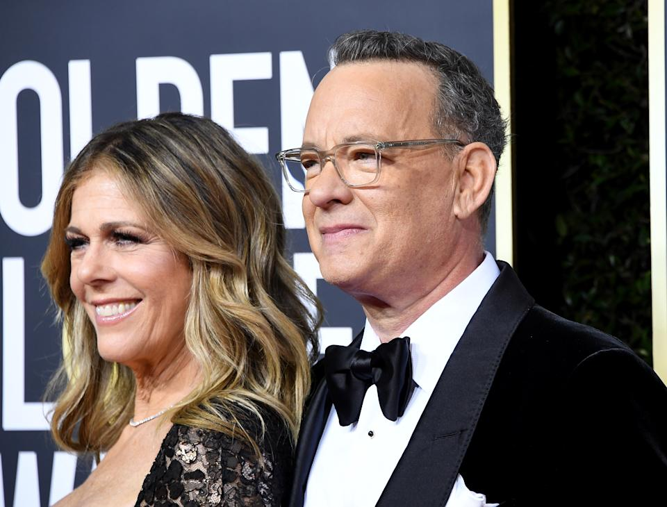 Rita Wilson and Tom Hanks donated their blood to coronavirus after recovering from COVID-19. (Photo: Steve Granitz/WireImage)