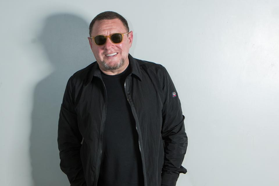 Shaun Ryder said cycling was the thing that helped him kick his drug habit (Photo by Carla Speight/Getty Images)