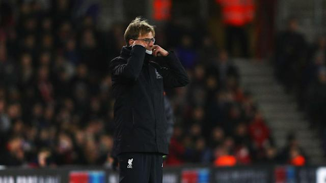 Liverpool were lucky to leave Southampton only 1-0 down in the EFL Cup semi-finals and Jurgen Klopp was critical of his players post-match.