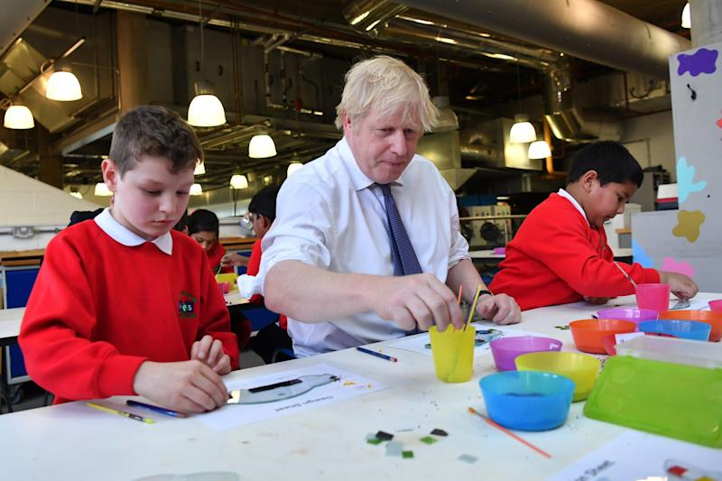 Boris Johnson Will Suffer If He Can't Get Kids Back to School