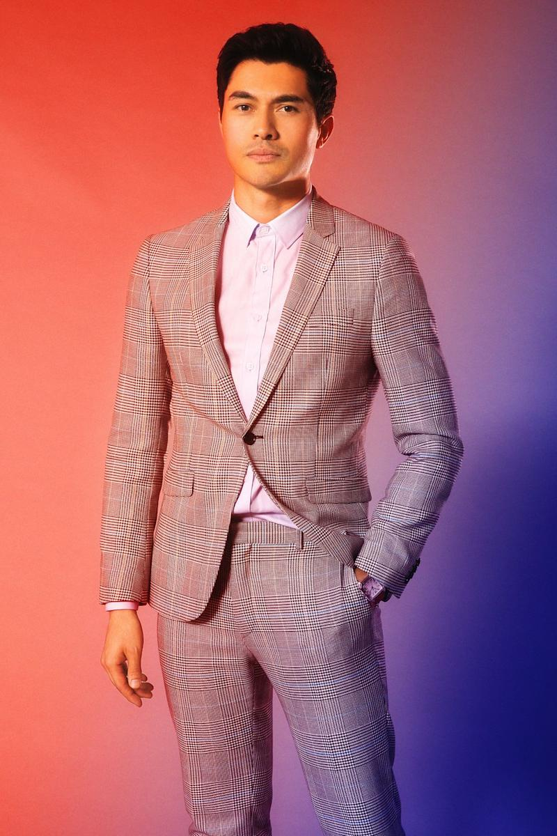 Henry Golding Is Ready to Make You Swoon