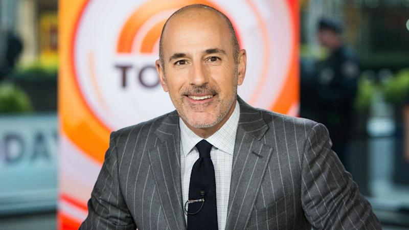 Matt Lauer Spotted in the Hamptons 2 Weeks After Rape Accusation Surfaced