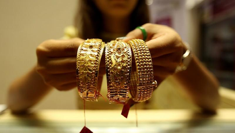 Gold Prices Rise For Third Consecutive Day Ahead of Akshaya Tritiya 2020; Metal Sold At Rs 46,505 Per 10 gm