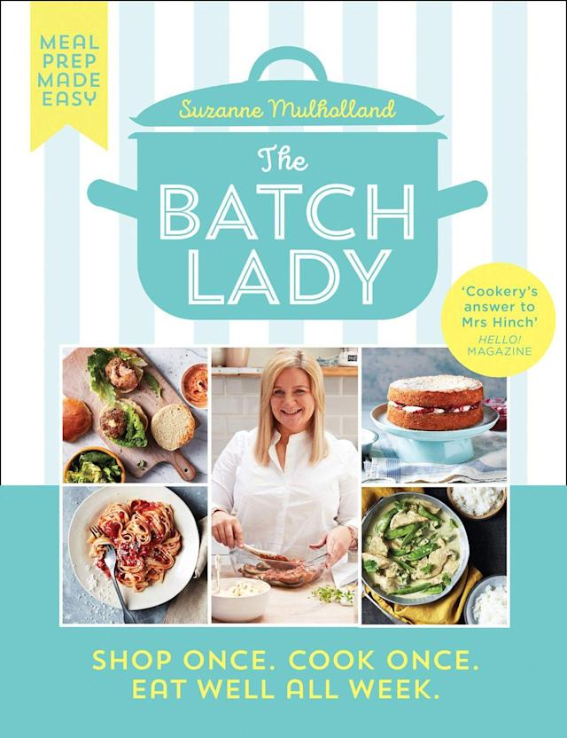 """<p><strong>Release:</strong> 5 March 2020</p><p>In need of some batch cooking inspo? This might be for you. Not just full of easy meal-prep, batch ideas, Suzanne's book also contains planners, helpful lists and time-saving tips to cut down on time, AND money.</p><p><strong><a class=""""link rapid-noclick-resp"""" href=""""https://www.amazon.co.uk/Batch-Lady-Shop-Once-Week/dp/0008373221/ref=zg_bsnr_66_4?_encoding=UTF8&psc=1&refRID=M0EA0W8PZ5XM4JDSXHHA&tag=hearstuk-yahoo-21&ascsubtag=%5Bartid%7C2159.g.28871146%5Bsrc%7Cyahoo-uk"""" rel=""""nofollow noopener"""" target=""""_blank"""" data-ylk=""""slk:PRE-ORDER"""">PRE-ORDER</a> The Batch Lady, amazon.co.uk</strong></p>"""