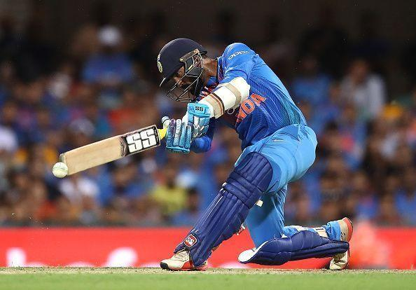 Karthik has been reasonably successful as a finisher for Team India