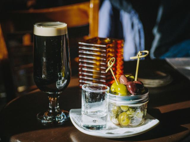 The UK average price of a pint of Guinness is £3.79.(Jp Valery/Unsplash)