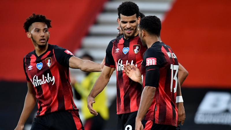 Eddie Howe insists he never lost faith in Dominic Solanke