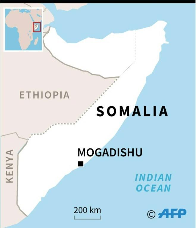 A large portion of the population in Somalia relies on international aid after three decades of conflict and economic ruin