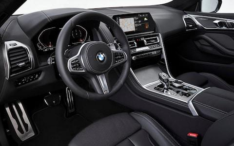 BMW M850i xDrive - Portugal October 2018  - Credit: UWE FISCHER