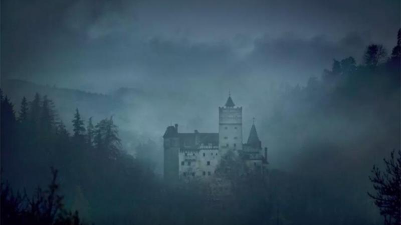 Count Dracula's castle. Source: Airbnb
