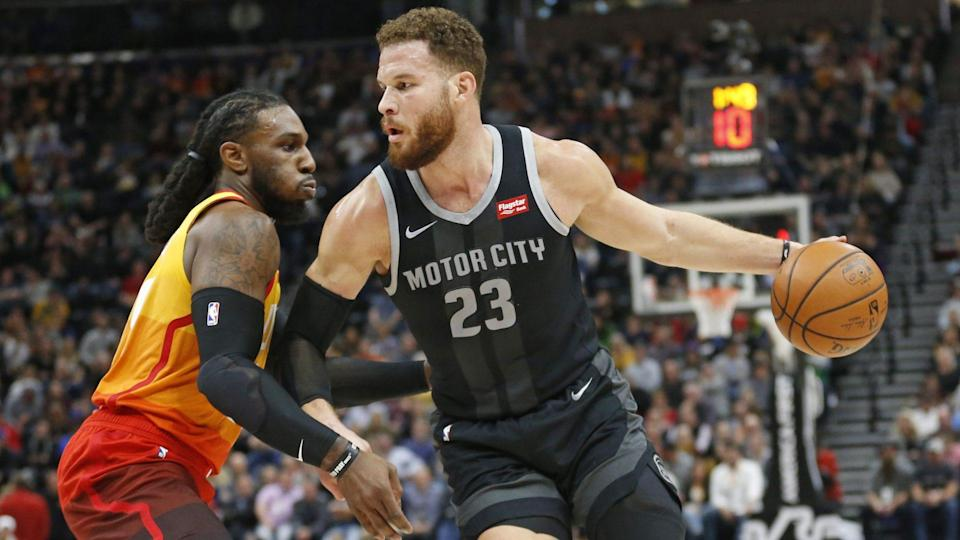 Blake Griffin is a good but injury-prone player with a really big deal on a bad team. (AP)
