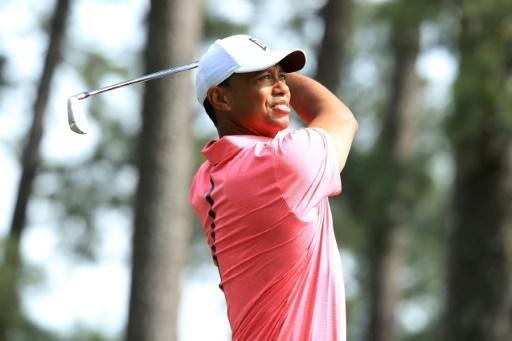 <p>Tiger paired with Leishman, Fleetwood to start Masters</p>