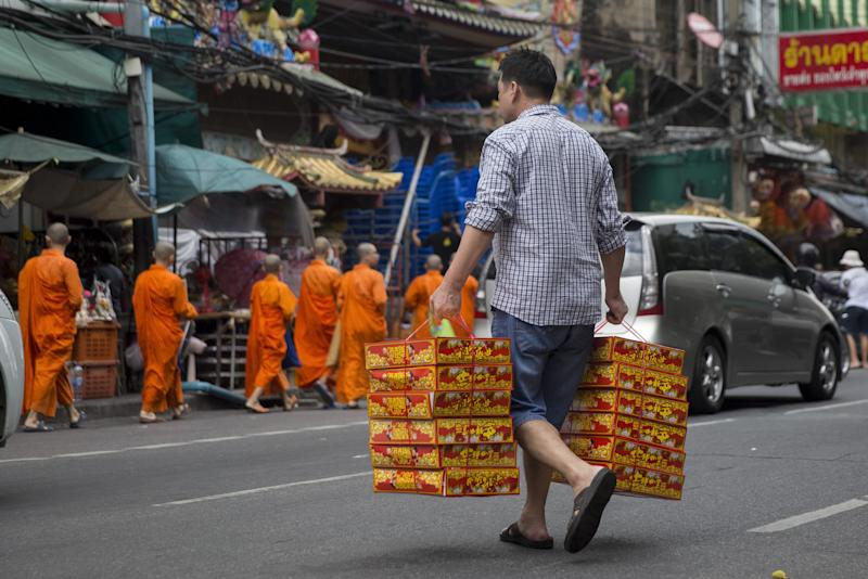 Thailand Says Slowing Economy Dims Outlook for Minimum-Wage Hike