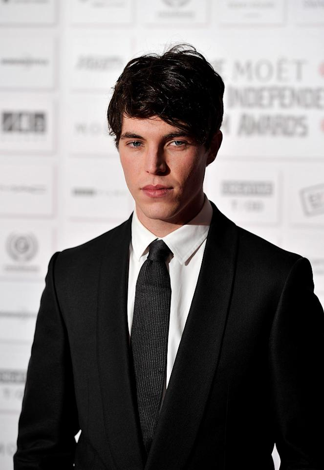 "<a href=""http://movies.yahoo.com/movie/contributor/1809678346"">Harry Treadaway</a> attends the Moet British Independent Film Awards on December 5, 2010."