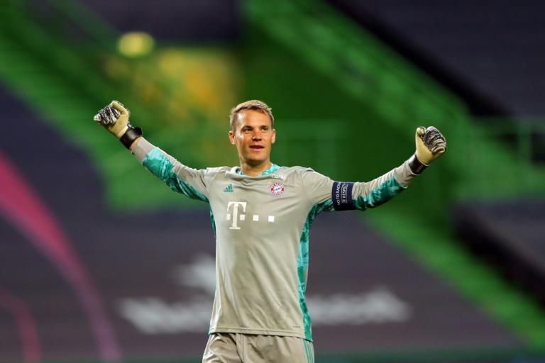 Bayern squad better than 2013 treble winners, says Neuer