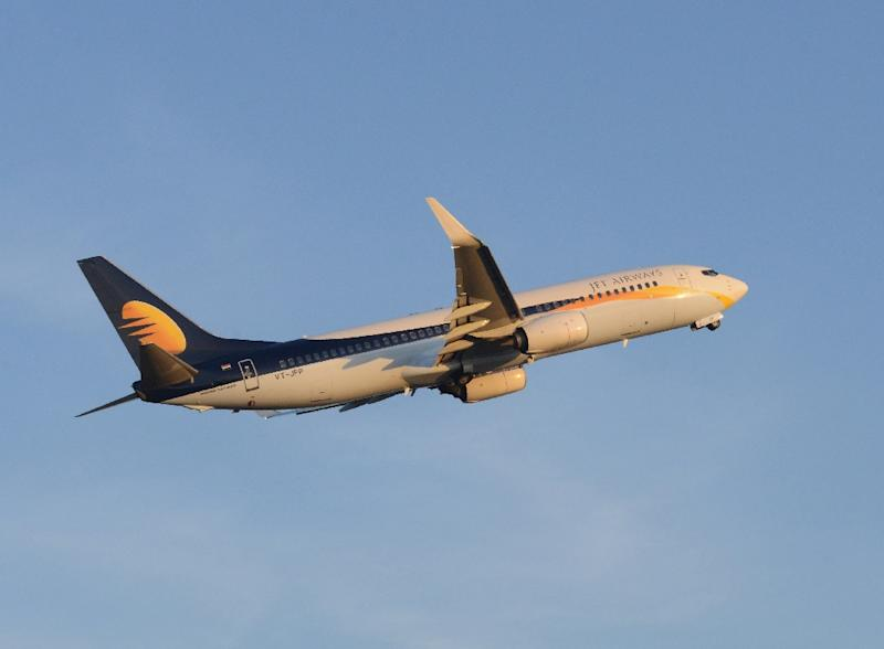 Jet Airways said it was the first time a baby had been born on one of its flights and that it had given him free travel for life on the airline