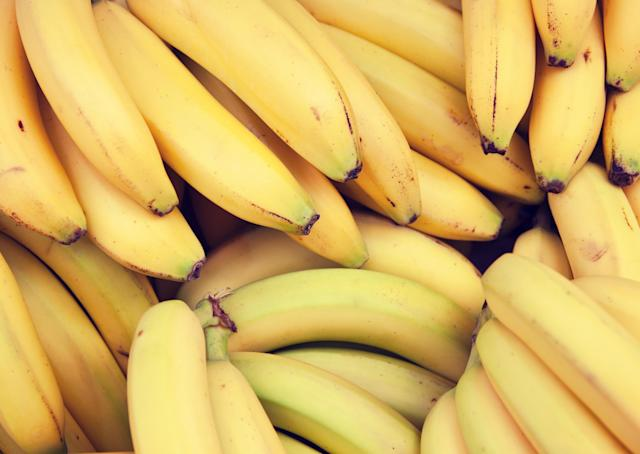 Bananas are under serious threat. (Photo: Getty Images)