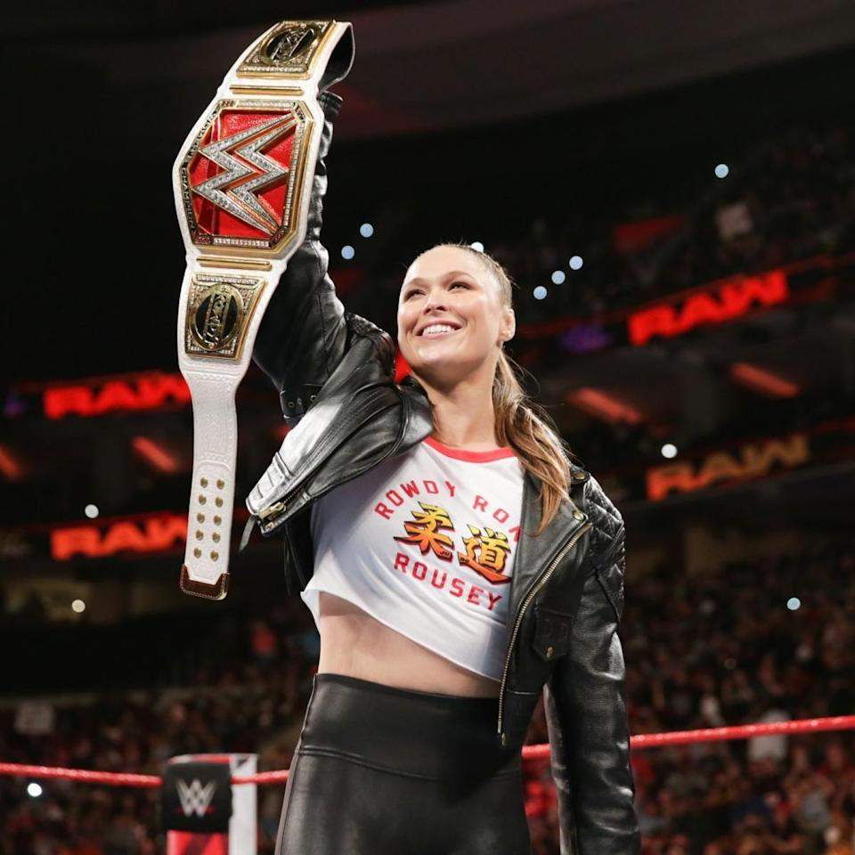 "<p>Despite two brutal, high-profile UFC losses, Ronda Rousey came to the WWE absolutely dripping with both legitimacy and potential.</p><p>What's more, she absolutely delivered on it. From her tag team debut alongside Kurt Angle to her storming title run, RR proved herself as maybe one of the most natural wrestlers in WWE history.</p><p>Technically, she went on a break for what she called an ""impregnation vacation"" with no hard feelings, but things definitely went a bit more sour than they should have.</p><p>Her rivalry with Becky Lynch was one of the best in the WWE for ages, but as it spilled over into social media things got a little too real for comfort.</p><p>Embracing the ""reality era"" is one thing, but undermining the business is quite another. But it's nothing that can't be salvaged with the right angle. And Ronda Rousey vs Becky Lynch in a one-on-one match at WrestleMania is just that angle.</p>"