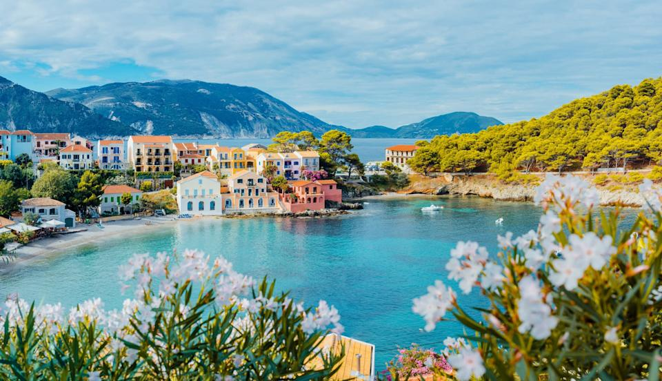 Kefalonia, Greece - getty