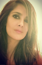 <br>Actress Salma Hayek is known for her luscious locks, but she doesn't look like this anymore.