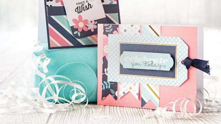 Stationery-lovers will enjoy this kit from Annie's.