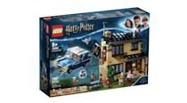 <p>The <span>Lego Harry Potter 4 Privet Drive Set</span> ($70, available on July 1) has 797 pieces and is best suited for kids ages 8 and up.</p>