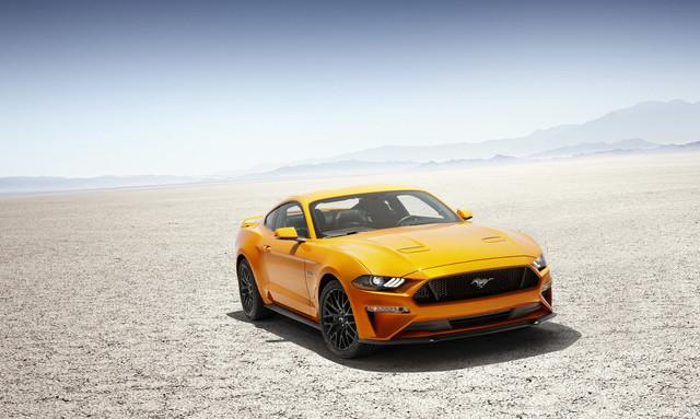 Ford Mustang News