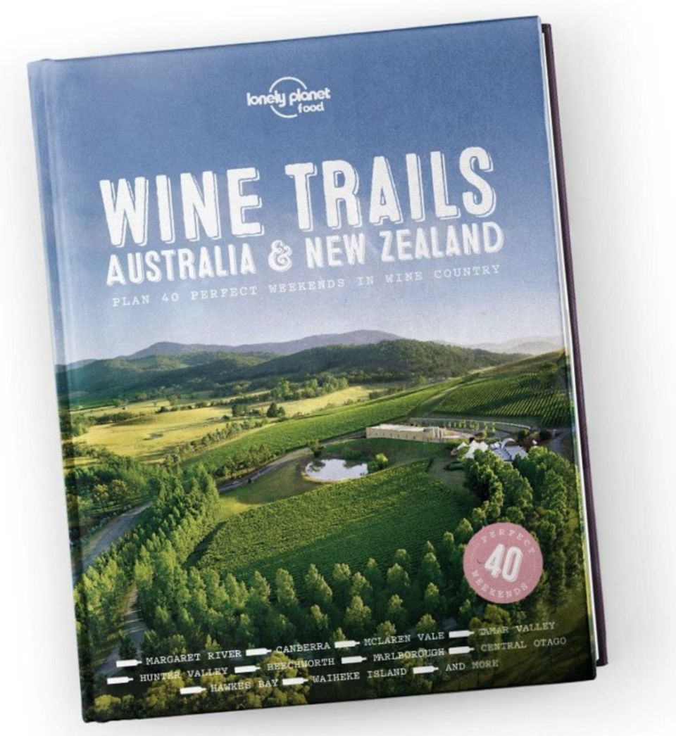 Wine Trails. Source: Lonely Planet