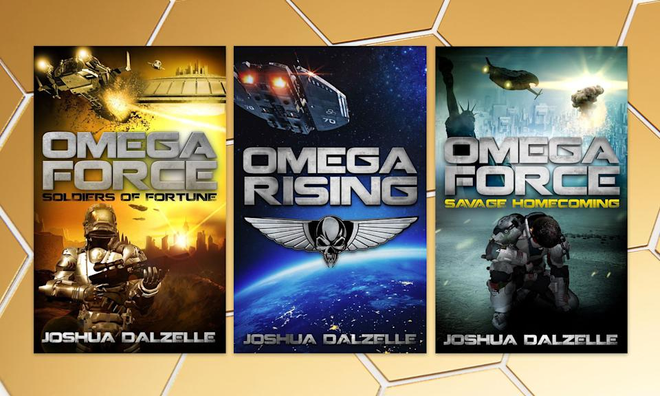 Holiday Gift Guide: Omega Force books 1-12