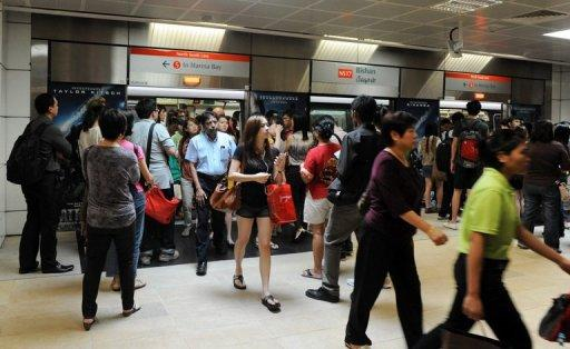Singapore's SMRT is 54 percent owned by state investment firm Temasek Holdings