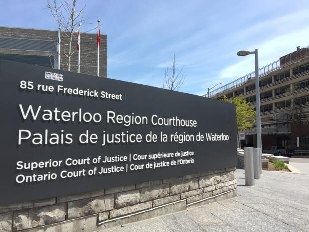 An Ontario court on Thursday set aside the conviction of a Kitchener sexual assault victim, who initially pleaded guilty to breaking a publication ban on use of her name.  (Flora Pan/CBC News - image credit)