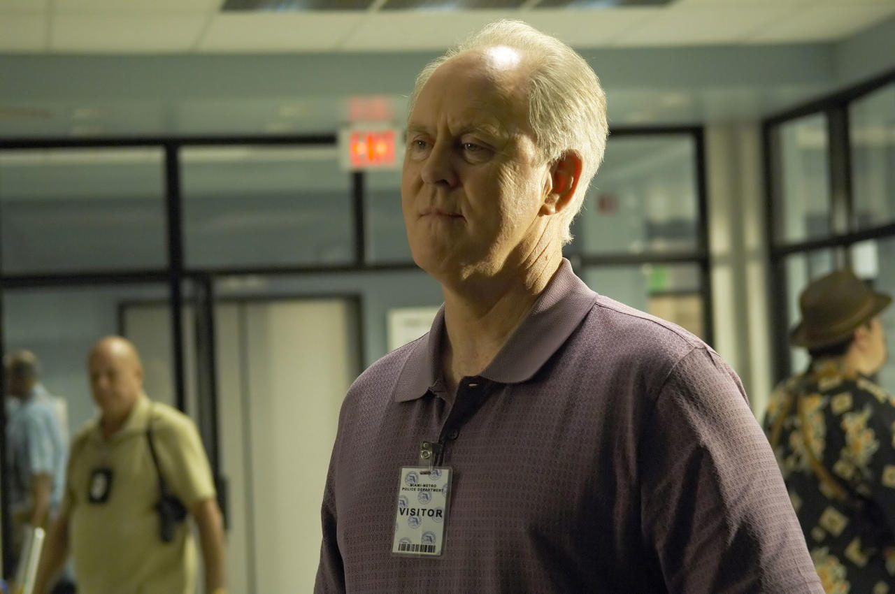John Lithgow as Arthur Mitchell (Season 4, episode 12-finale) - Photo: Randy Tepper/Showtime - Photo ID: dexter_412_1477