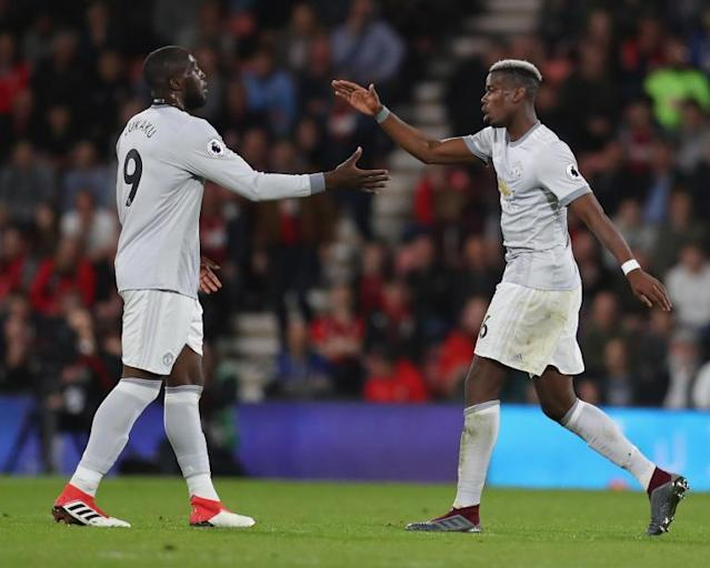 Paul Pogba impresses for Manchester United against Bournemouth — but late substitution points to trouble