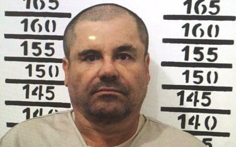 Joaquin Guzman was extradited to the US after twice escaping maximum security in prisons in Mexico - Mexican Federal Government
