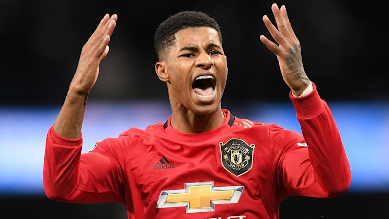 'Do the right thing' - Rashford urges government U-turn on free school meals as Man Utd star says ending child poverty is more important than any trophy