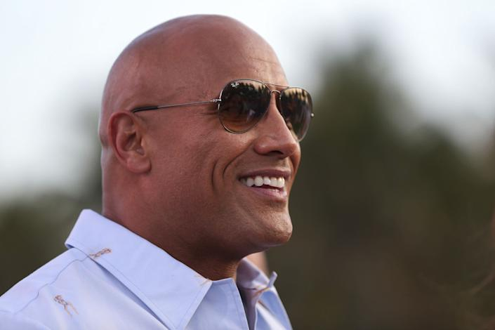 """Known for his charm and his thousand-watt smile, Johnson has discussed his darker moments with depression in the past. """"I didn't know what it was,"""" the actor told <a href=""""http://www.hollywoodreporter.com/features/drive-despair-rock-dwayne-johnson-712689"""" rel=""""nofollow noopener"""" target=""""_blank"""" data-ylk=""""slk:The Hollywood Reporter"""" class=""""link rapid-noclick-resp"""">The Hollywood Reporter</a> of his first bout of depression in his 20s. """"I didn't know why I didn't want to do anything. I had never experienced anything like that.""""<br><br>On a 2015 episode of """"<a href=""""https://www.youtube.com/watch?v=y_T9Jg0U2DA"""" rel=""""nofollow noopener"""" target=""""_blank"""" data-ylk=""""slk:Oprah's Master Class"""" class=""""link rapid-noclick-resp"""">Oprah's Master Class</a>,"""" Johnson said that he got through depression by realizing that he wasn't alone.&nbsp;<br><br>&ldquo;Have faith that on the other side of your pain is something good,&rdquo; he&nbsp;said."""