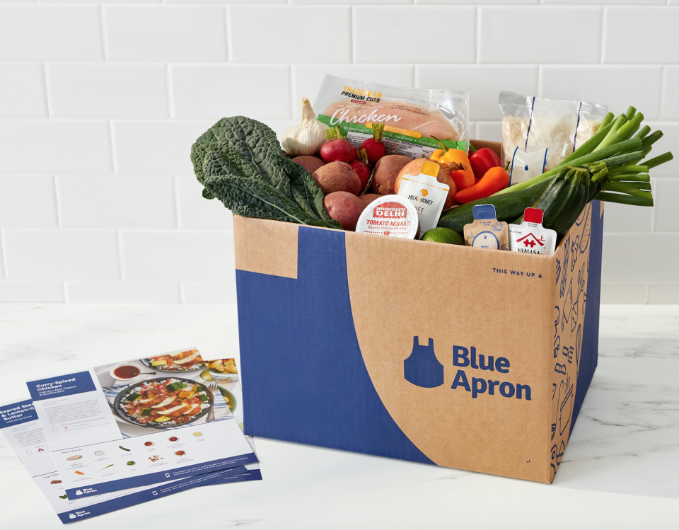 <p>The OG of the group, Blue Apron was one of the first companies to popularize meal delivery kits. <strong>Our testers were impressed with the variety of meals provided and delicious flavor profiles.</strong> Plus, Blue Apron provides the recipe cards for future use with the measurements for every ingredient so you can re-create the dishes again. Surveyors also remarked that they learned some new cooking techniques through this service that they were able to continue using. Even our beginner cook testers found the instructions relatively easy to follow.</p>
