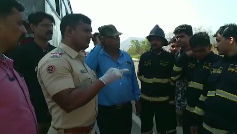 Two Buses Collide on Mumbai-Pune Expressway, 2 Killed in Accident