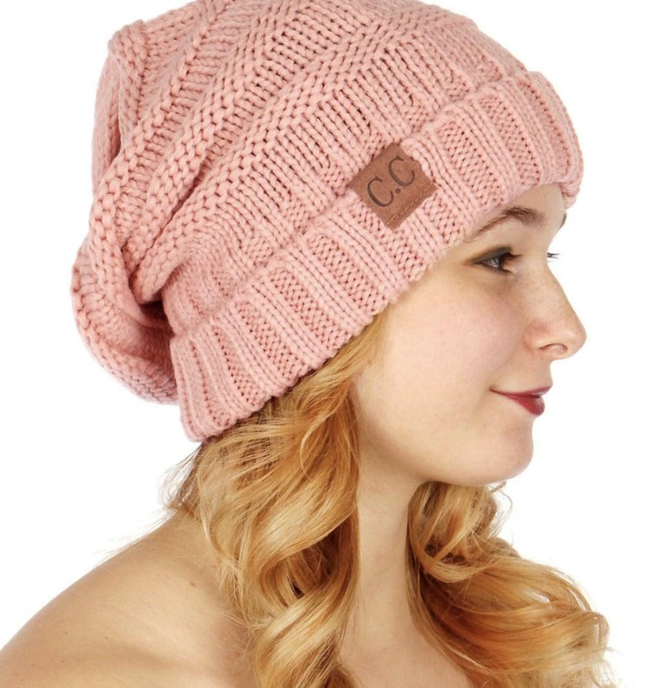 <p>This <span>Monogram Slouch Beaniet</span> ($20 and up) comes in multiple colors.</p>