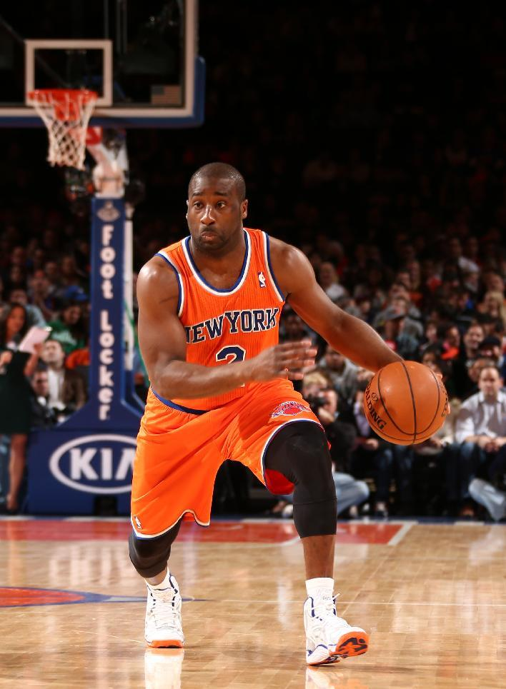 Knicks' Felton out 2-3 weeks, Shumpert day to day