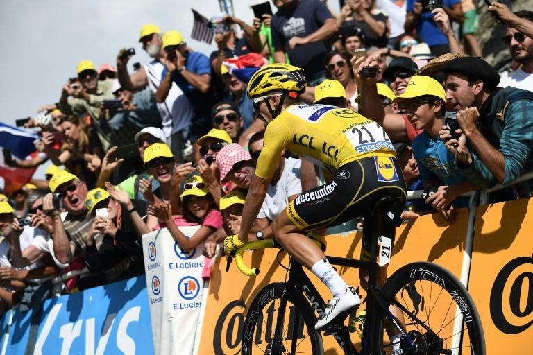 Alaphilippe will be in yellow for an 11th day on Sunday