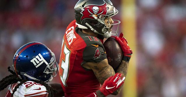 Notes and highlights from the Bucs 32-31 loss to the Giants
