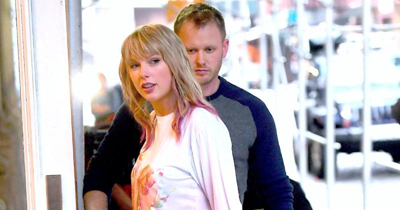 Taylor Swift Goes Pretty in Pink for Day Out in NYC!