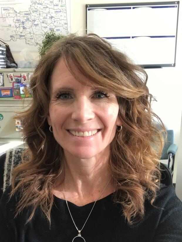 Andrea Thain Liptak is an executive director in Alberta Health Services' central zone, and is part of the leadership of the province's vaccine task force.