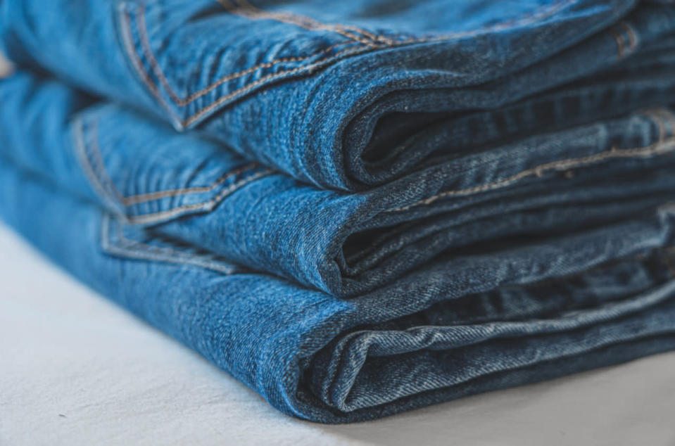 Jeans contribute to water pollution from Great Lakes to Arctic: Study