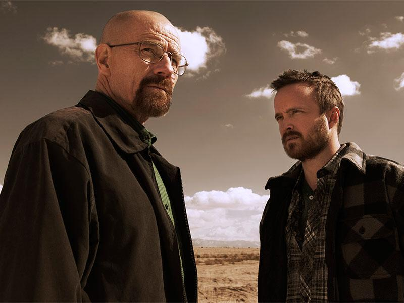 Vince Gilligan Talks 'Breaking Bad' Movie 'El Camino'