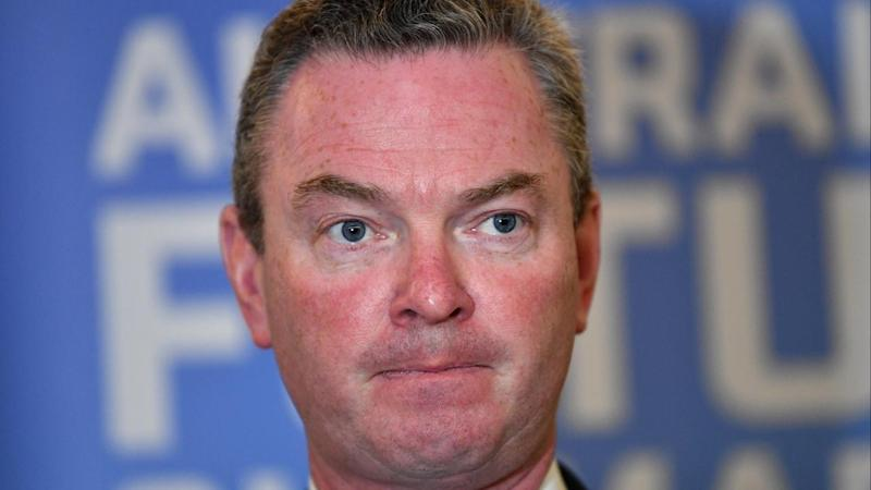 Christopher Pyne says North Korea's behaviour may result in missile defence shields on Navy ships.